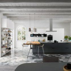 Кухня Arrex модел Fenix 1
