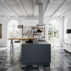 Кухня Arrex модел Fenix 2