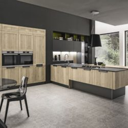 Кухня Arrex модел Iside rigina 4