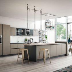 Кухня Arrex модел Opale 1