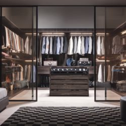 гардероб novamobili (8) Aristotele Walk-in closets
